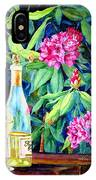 Wine And Rhodies IPhone Case