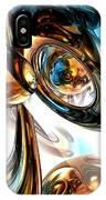 Wine And Spirits Abstract IPhone Case