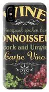 Wine Cellar 2 IPhone X Case
