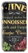 Wine Cellar 2 IPhone Case