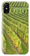 Wine Growing IPhone Case