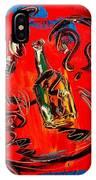 Wine Jazz IPhone Case