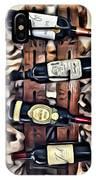 Wine Rack IPhone Case