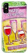 Wine Sign IPhone Case