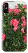Winery Roses  IPhone Case
