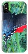 Wing Spread Butterfly IPhone Case