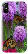 Winged Beauties IPhone Case