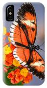 Winged Tiger IPhone Case
