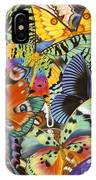 Wings Of The World IPhone Case