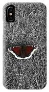 Wings On Grass IPhone Case