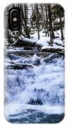 Mill Creek Falls Wv IPhone Case