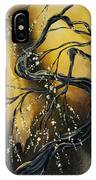 Winter Blossom By Madart IPhone Case