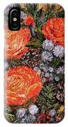 Winter Bouquet    IPhone Case