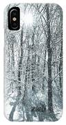Winter Cold IPhone Case
