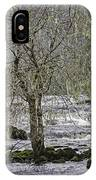 Winter Colors On The Klawock IPhone Case