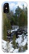 Winter Fall IPhone Case