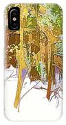 Winter Forest 1 IPhone Case