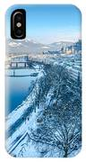 Winter Greetings From Salzburg IPhone Case