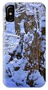 Winter Guest IPhone Case