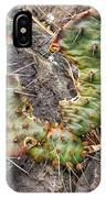 Winter Hunger Quenched IPhone Case