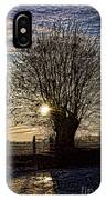 Winter In Holland 3 IPhone Case