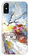 Winter In Spain IPhone Case