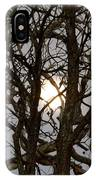 Winter Moon IPhone Case