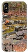 Winter Morning On Marble Creek 1 IPhone Case