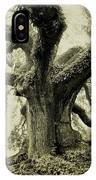 Winter Oak IPhone Case