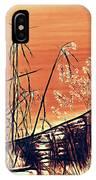 Winter Orange IPhone Case