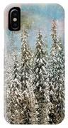 Winter Pastels IPhone Case