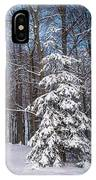 Winter Perfection IPhone Case