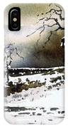 Winter Stainland IPhone Case