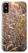 Winter Sun IPhone Case