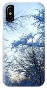 Winter Sunrise II IPhone Case