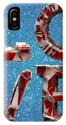 Winter Time Love IPhone Case