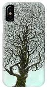 Winter Tree 2009 IPhone Case