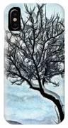 Winter Tree II IPhone Case