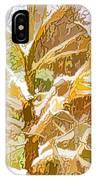 Winter Trees On Snow 2 IPhone Case