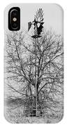 Winter Windmill IPhone Case