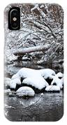 Winters Crossing IPhone Case