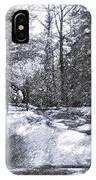 Winter's Gates IPhone Case