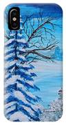 Winters Palette IPhone Case