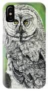 Wisdom IPhone Case