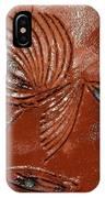 Wise Eyes - Tile IPhone Case