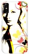 Wistful Flutter IPhone Case