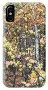 Witch Hazel Forest IPhone Case