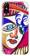 With Deep Thoughts And Tears - II IPhone Case