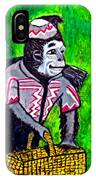 Wizard Of Oz Flying Monkey IPhone Case