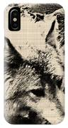 Wolf Lite IPhone Case
